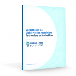 Marine Littler Solutions Joint Declaration of the Global Plastics Associations Cover