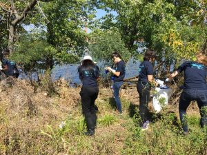 SPI and ACC 2015 River Cleanup Event