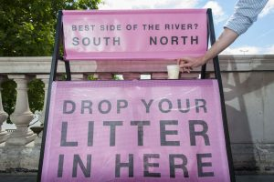 solutions to littering for fish's sake