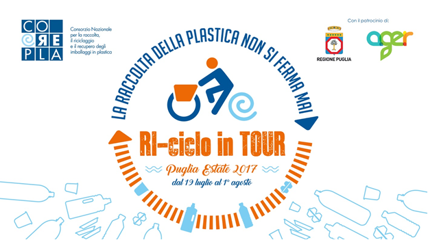 RI-ciclo in tour plastic packaging management