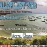 TalkPlast 2019 West Africa Marine Waste Conference